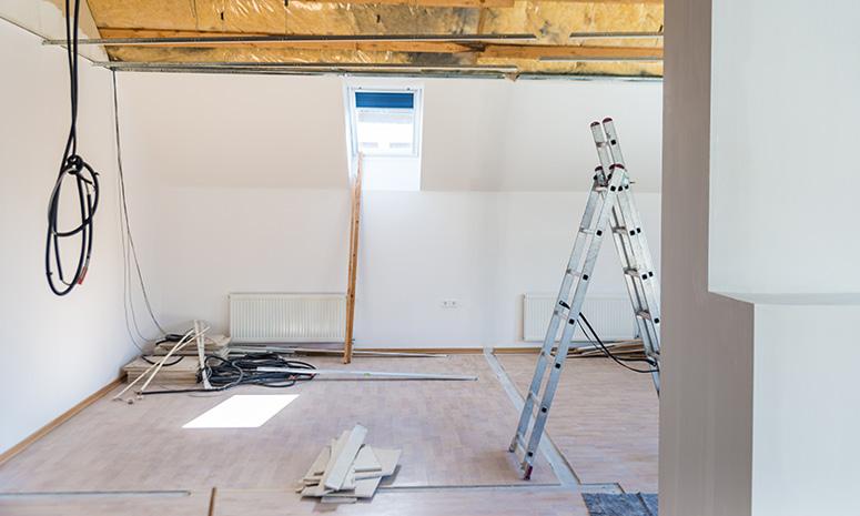 builders cleans